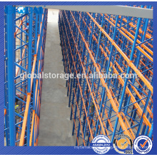 Dexion compatible pallet racking for warehouse