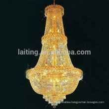 NEW cheap Modern Chandelier Crystal Light,Crystal Pendant Lamp,Hotel Lobby Lamp-62040