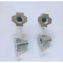 Half thread 4 pour tooth Fine grinding Nut