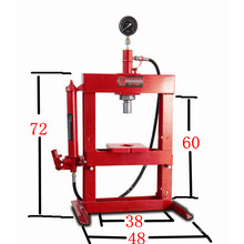 Shop Press 10ton