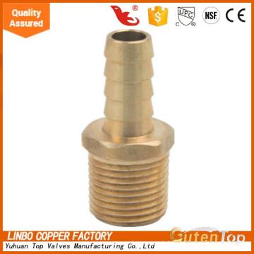 LB-GutenTop Male swagelok compression fitting for polyethylene