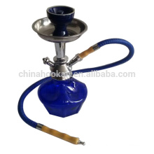 Best price stock hookah with bird cage packing 32