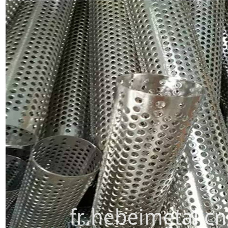 a stainless steel filter cartridge (10)