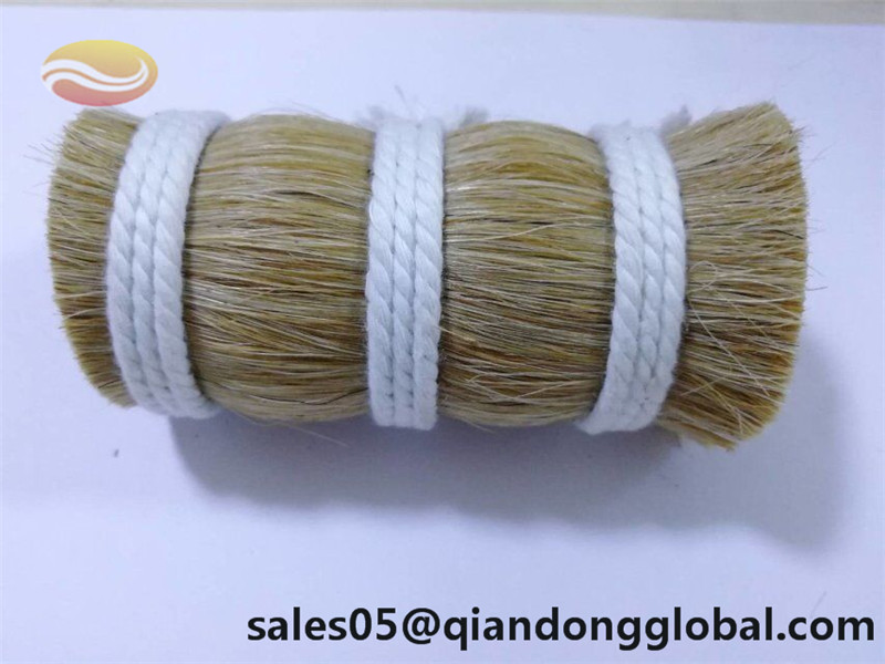 Wholesale White Ox Hair