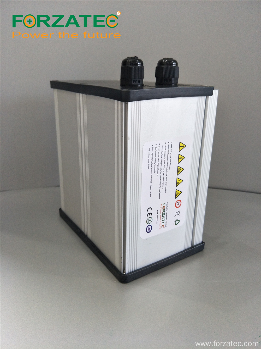 12V35Ah NMC Lithium-ion Battery