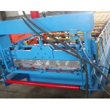 Metal máquinas para techos venta máquina R Panel rodillo del Panel que forma la máquina