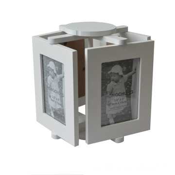New Rotating Photo Frame for The Special Shape