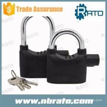 RP-126 zinc alloy Siren alarm padlock