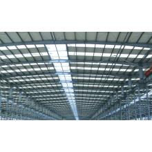 Entrepôt préfabriqué de structure métallique, atelier, pièce de stockage
