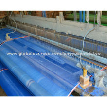 Plastic Mesh, Made of Plastic and Polyester, with Stable Structure/PrintingNew