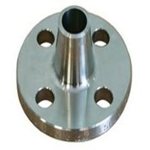 Brida de cuello alto de acero al carbono
