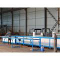 machines de production de FRP de taille moyenne Pultrusion