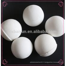 Média de meulage utilisé Boule d'alumine moyenne