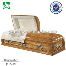 American cremation casket fitting picture casket