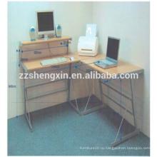 Деревянный металлический каркас Настольный компьютер для дома