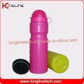 Daily Used Plastic Sport Water Bottle, Plastic Sport Bottle, 700ml Sports Water Bottle Light Weight (KL-6709)