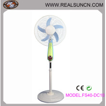 """Painel solar de alta qualidade 16 """"DC Fan Blade 400 milímetros"""