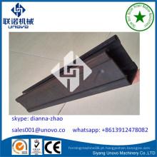 Metal standard strut channel standard europeu