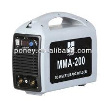 MOSFET inversor MMA máquina de solda
