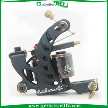 Getbetterlife Best tattoo machine 8 Wraps Iron Casting best tattoo Machines for Liner