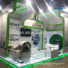 Fatastic trade show equipment produced from Detian Display