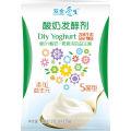 Iogurte probiótico saudável com probióticos
