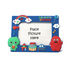 PVC Colorful Photo Frames Wholesale
