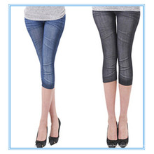 Heißer Verkauf gedruckt Nylon Spandex Frauen Legging Fitness