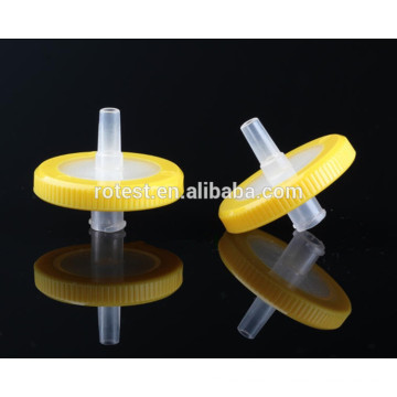 filtro de jeringa estéril 0.22um