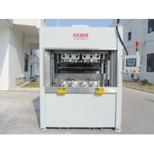 Máquina caliente de la soldadura de la placa (KEB-6550)