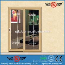 JK-AW9122 verwendet hochwertige Innen-Glas-Schiebetür