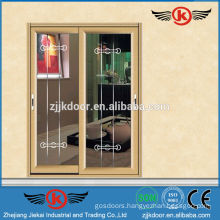 JK-AW9122 used high-class interior glass sliding door