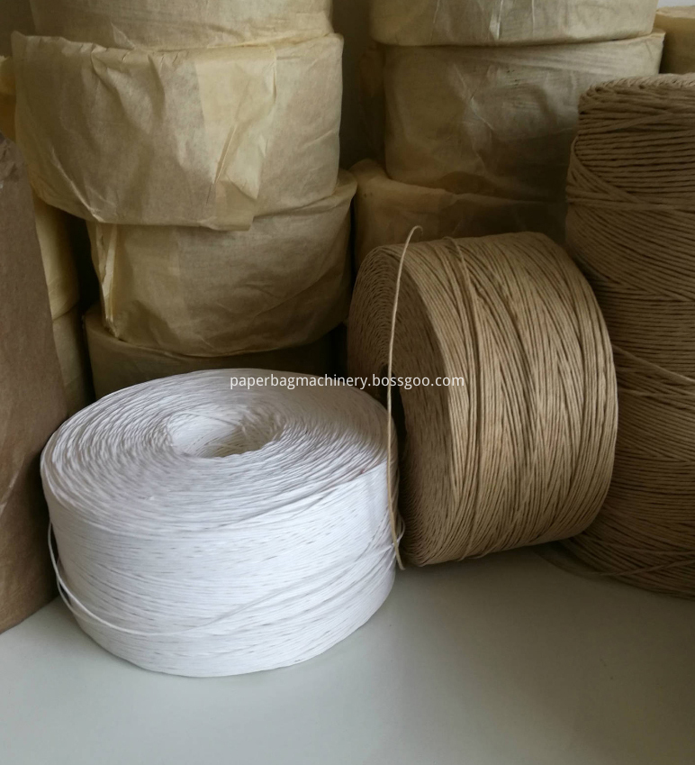 paper rope roll
