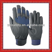 Cheap PU Leather Full Finger Bike Gloves