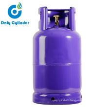 Factory Sales Export to South Africa Solid Steel 118L Propane LPG Gas Cylinder