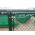 GM 2016 hot sale chaud trempé galvanisé chain link clôture