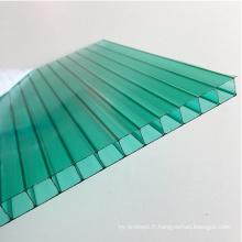 Feuille de polycarbonate givré en cristal de 8 mm / feuille de PC givré / feuille de toiture givrée