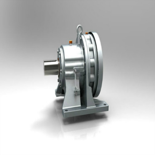 BWD Direction Gearbox Gear Motor untuk Sliding Gate
