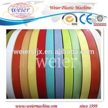 ПВХ пластиковые края полосы экструзионное оборудование для мебели Кромка мебельная