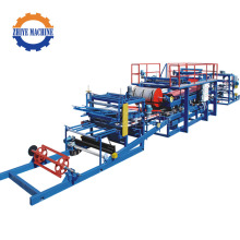 Roofing/Wall Sandwich Panel Roller Forming Machine