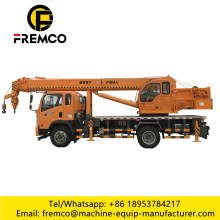 Heavy Duty Boom Hydraulic Crane Trucks