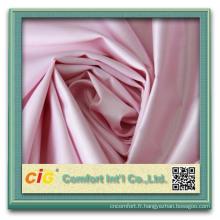 2015 Haute Qualité Mode Nouveau Design Coton Performant Robe Satin Tissu