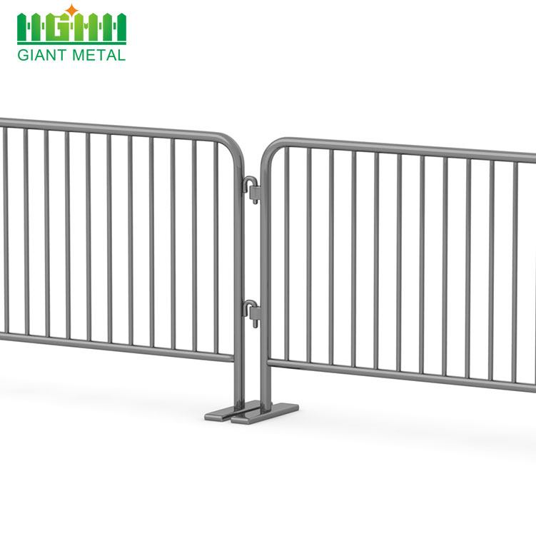 Digunakan Crowd Control Barrier Barricades For Sale