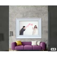 Whiter Wedding Photo Frame Wall Hanging large photo frame