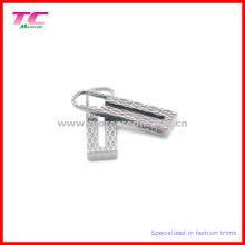 Especial Metal Zipper Pull para Bag