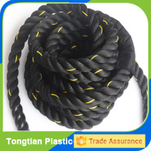 "1.5 ""50Ft Poly Dacron Strength Training Undulation Battle Rope Ejercicio de la aptitud"