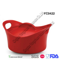Promotional Red Casserole