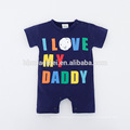 2018 Newborn Baby Clothes, Custom Cotton Baby Romper, Baby Toddler Clothing