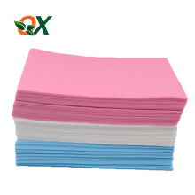 New bed sheet design disposable bed cover sheet