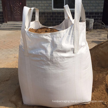 1 ton jumbo bag for coal one ton bulk bag pp woven big bag for sand